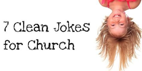 7 Funny Church Jokes: Christian Humor That's Safe For Church