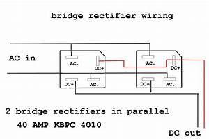 Bridge Rectifier Question