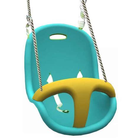 siège bébé bleu et jaune achat vente balançoire