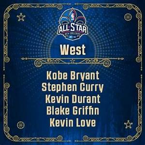 West-NBA-All-Star-Game-starters - Jocks And Stiletto Jill