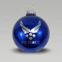 air force blue sparkle ornament gift ideas pinterest