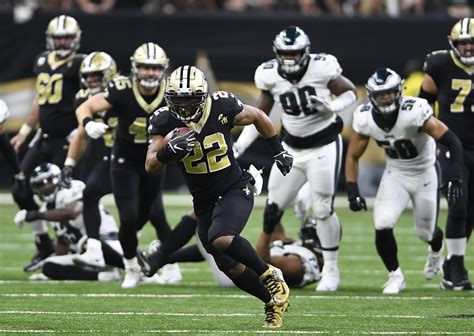 saints rally  eagles  host nfc title game news