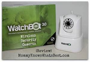 Watchbot Wireless Security Cameras Review