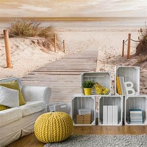 Fototapete Für Schlafzimmer : vlies fototapete strand meer tapete tapeten schlafzimmer wandbild xxl fob0002 ebay ~ Sanjose-hotels-ca.com Haus und Dekorationen