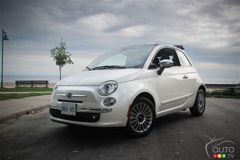 2012 Fiat 500c Lounge by 2012 Fiat 500c Lounge Car Reviews Auto123