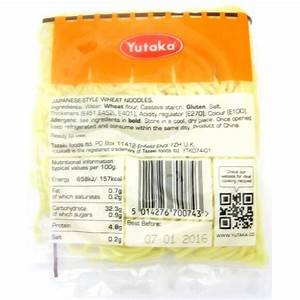 Buy Yakisoba Noodles 150g | Shop Online for Authentic ...
