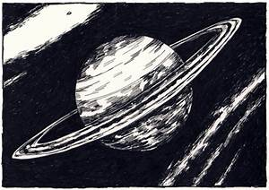 Pics For > Saturn Tumblr Drawing