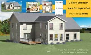 2 Story Home Addition Plans