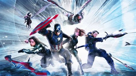 Captain America Animated Wallpaper - fondos capit 225 n am 233 rica civil war marvel wallpapers