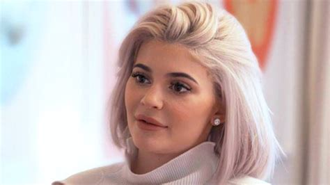 Kardashian/Jenner Updates - Kylie Jenner Reacts To Jordyn ...