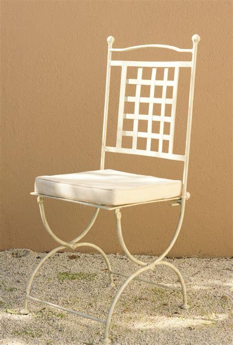 Coussin Chaise Fer Forgé by Cuisine Chaise En Fer Forg 195 169 De Style Proven 195 167 Al