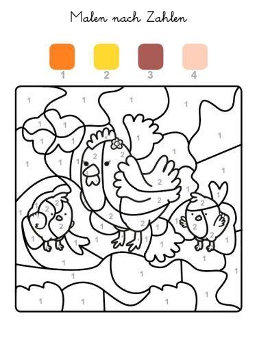 color  number images  pinterest color