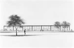Banquette Mies Der Rohe Dwg by Mies Van Der Rohe Drawing Google Search Presentation
