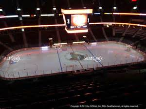 Canadian Tire Centre Seating View
