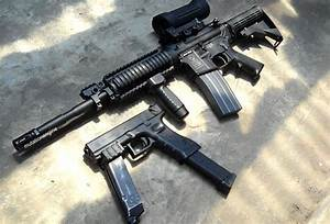 Disassembly  Diy  My Airsoft Gun  And Other Things  Ksc M4