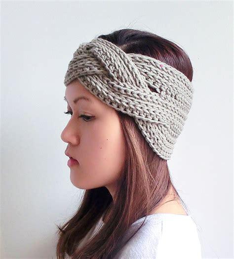 crochet hair band braided crochet headband women 39 s accessories kljt