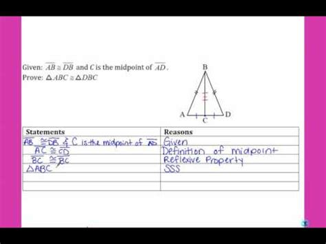 Practice your similar triangles knowledge. Unit 4 - Day 6 - More Triangle Proofs - YouTube