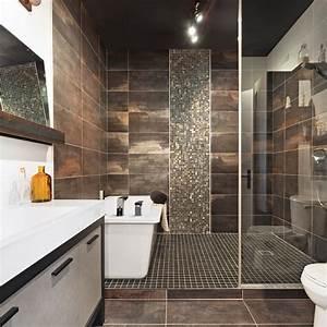 Ambiance Salle De Bain : ambiance m tallique la salle de bain je d core ~ Melissatoandfro.com Idées de Décoration