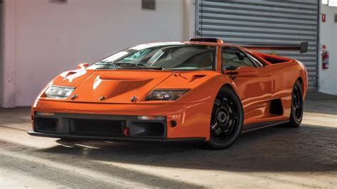 This racing Lamborghini Diablo GTR is a bargain* | Top Gear