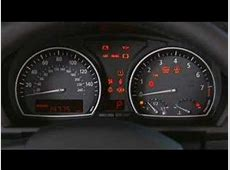 X3 Instrument cluster overview YouTube