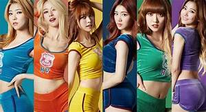 Revealing Stage Outfits That Were Almost Banned   K-Pop Amino