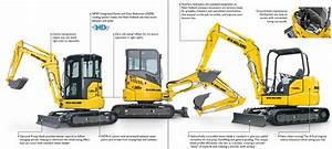 New Holland E35b Mini Excavator - Add More Minutes To Your Day