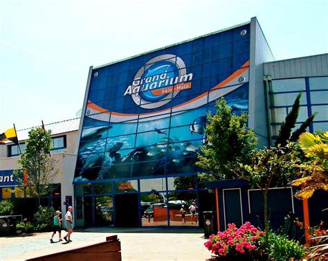grand aquarium de st malo grand aquarium de malo parc animalier malo 35400 adresse horaire et avis