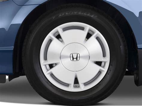 image 2010 honda civic hybrid 4 door sedan l4 cvt wheel