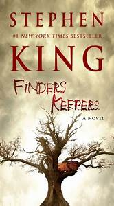 Finders Keepers  Bill Hodges Series  2  By Stephen King