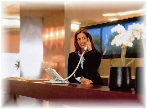 Front Desk Receptionist Salary by What Is A Receptionist Description Collegerag Net