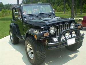 The Best 1999 Jeep Wrangler Factory Service Manual
