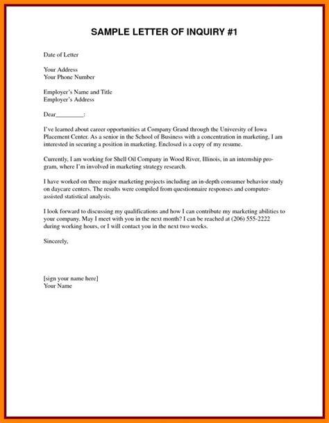 inquiry letter  product pics inquiry