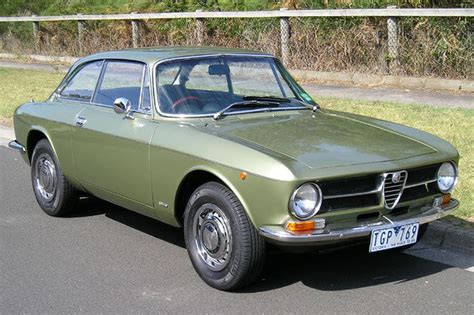 Alfa Romeo 1600 Gt Junior Coupe (charity Lot