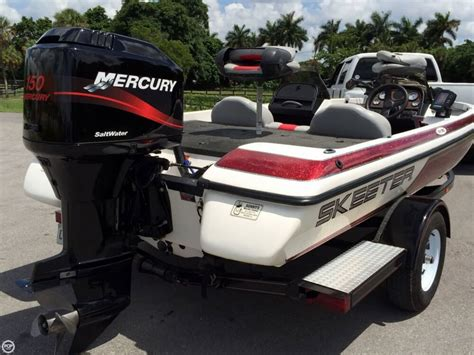 Skeeter Bass Boats For Sale Used by 2003 Used Skeeter Sx180 Bass Boat For Sale 13 000