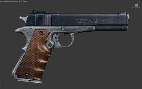 handgun assault zombie upon dead rss mod arms call