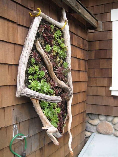 fabriquer  mur vegetal interieur exterieur jardin