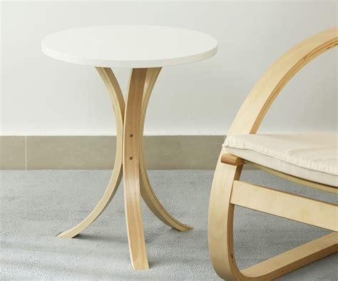 Simple Modern Wooden Small Round Table Coffee Table Small Best Instant Coffee Amazon Types Of Bean Grinder Whittards Price Travel Malaysia Mr Smart Maker Review
