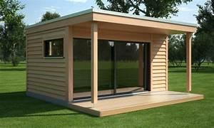 Kleines Holzhaus Bauen : gartenhuser kaufen free gartenhuser mit berdachter terrasse oder veranda kaufen planen ~ Sanjose-hotels-ca.com Haus und Dekorationen
