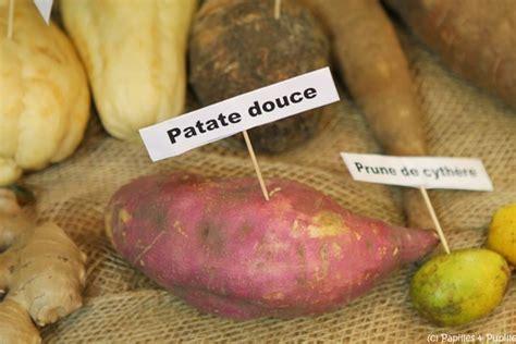 comment cuisiner des patates douces comment choisir des patates douces