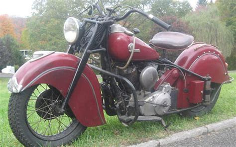 indian chief motorcycle  dream car
