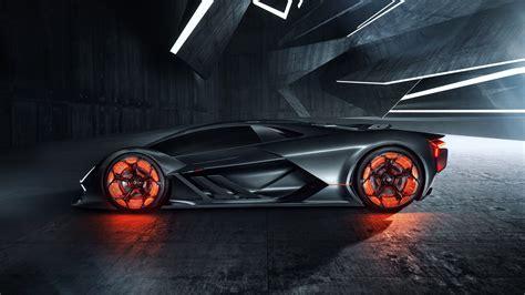 Lamborghini Terzo Millennio 2019 3 Wallpaper