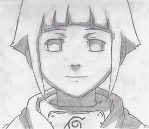 Hinata Hyuga by Grimstnzborith on DeviantArt