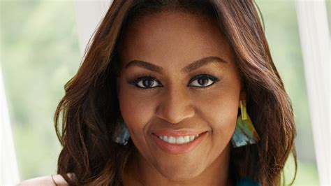 Try On Michelle Obama's Cover Hairstyle