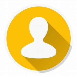 Contacts Icon | Enkel Iconset | FroyoShark
