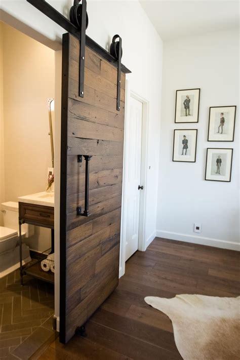 barn door ideas for bathroom photo page hgtv