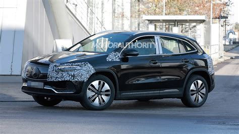 We did not find results for: 2022 Mercedes-Benz EQA spy shots: Entry-level EV coming soon