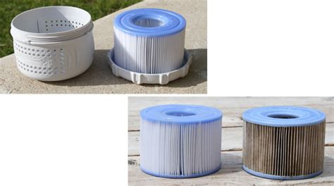 Filtre Spa Intex Les Cartouches De Filtration Des Spas Intex Nettoyage Et Changement