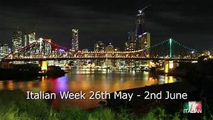 Italian Week 2012 in Brisbane Australia YouTube