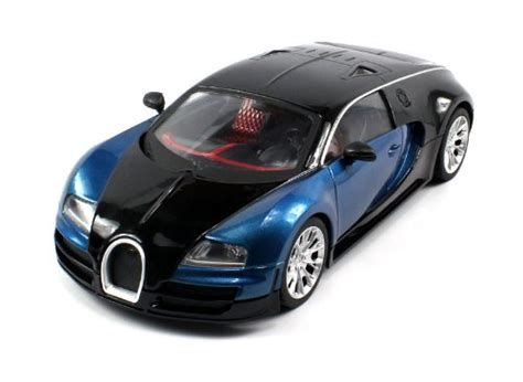 diecast bugatti veyron sport electric rc car metal 1 18 rtr colors may vary metal