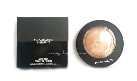 Illuminante Viso Mac by Review Mineralize Skinfinish Soft Gentle Mac